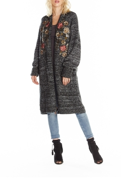 Shoptiques Product: Lady May Sweater Long Cardigan