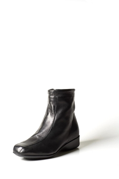 Lady Doc Black Wedge Ankle-Boot - Product List Image