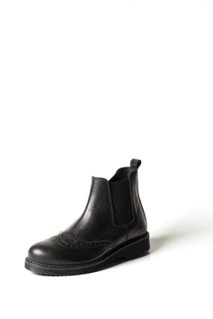 Shoptiques Product: Brogue Ankle-Boot