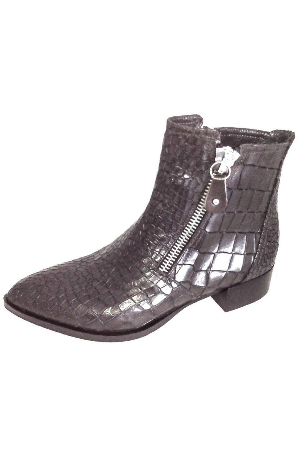 Crocodile Print Boot