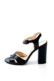 Lady Doc Double Crossover Heels - Product Mini Image