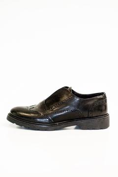 Shoptiques Product: Leather Slip On Brogue