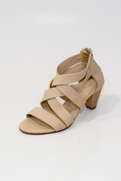 Shoptiques Product: Leather Strappy Sandal