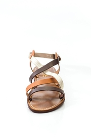 Lady Doc Multi-Strap Brown Sandal - Other