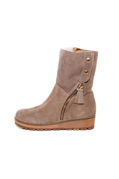 Shoptiques Product: Suede Wool Lined Boot