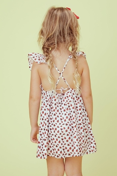 Lil Lemons Ladybug Tank Dress - Alternate List Image