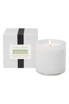 Lafco Celery Thyme Candle - Alternate List Image