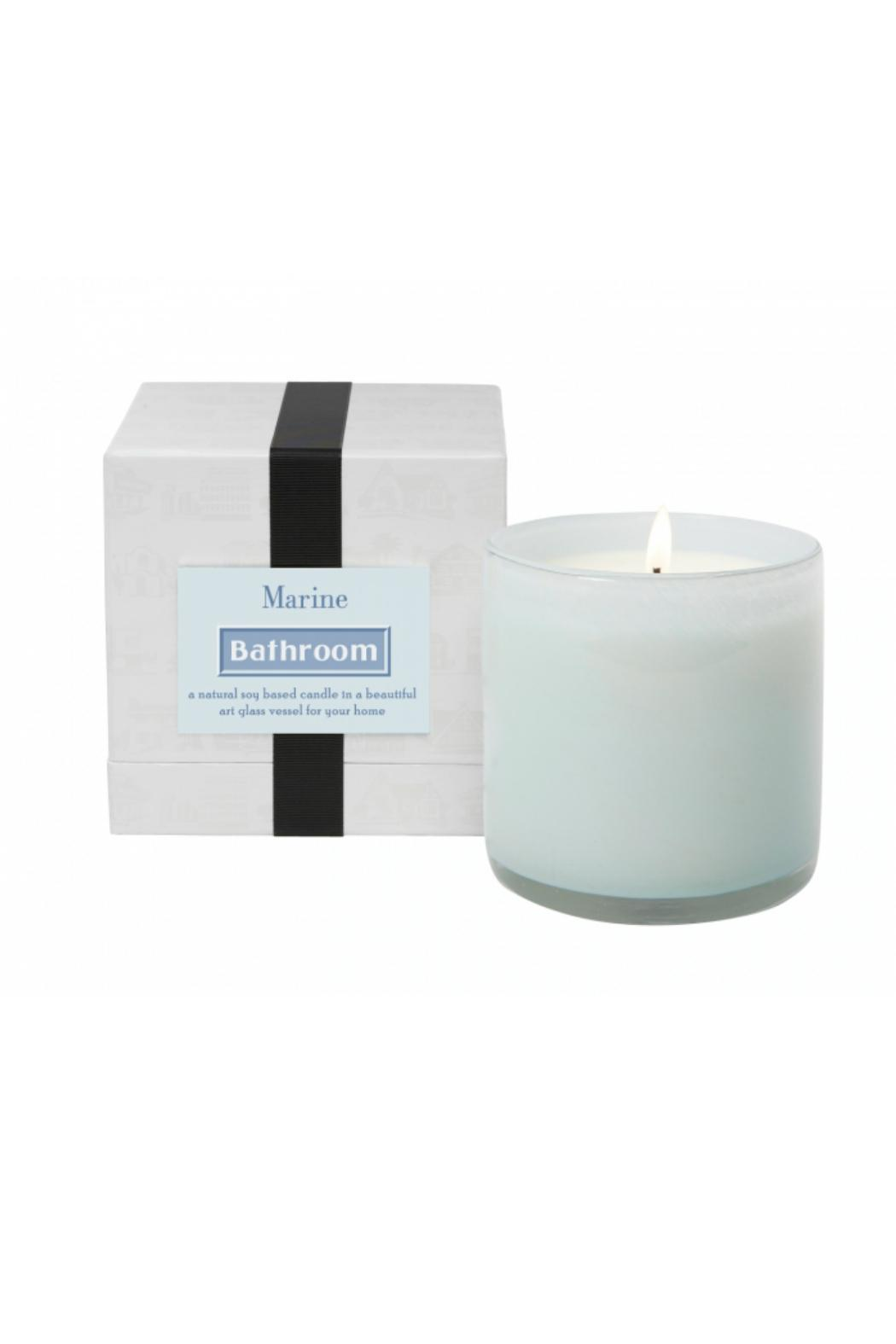 Lafco Marine Bathroom Candle - Main Image