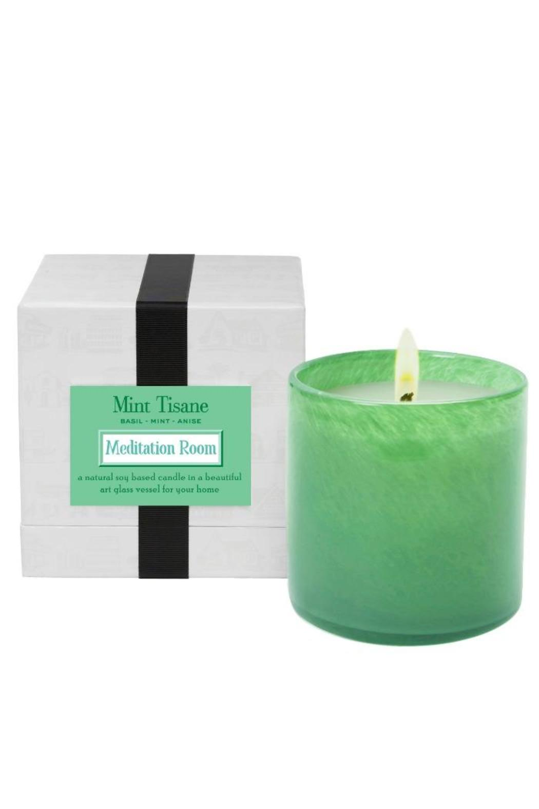 Lafco Mint Tisane Candle - Main Image