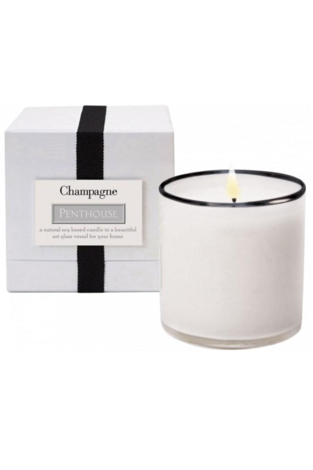 Lafco Champagne Candle - Front Cropped Image