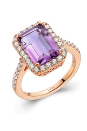Lafonn Amethyst Ring - Product Mini Image