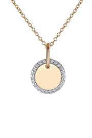 Lafonn Round Disc Necklace - Product Mini Image