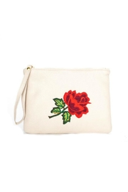 Laggo Rose Leather Wristlet - Product Mini Image