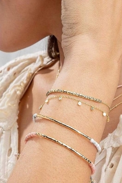 Gojana Laguna Adjustable Bracelet - Alternate List Image