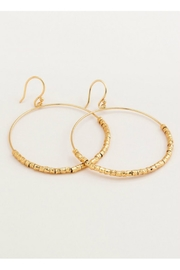 Gorjana Laguna Drop Hoops - Product Mini Image