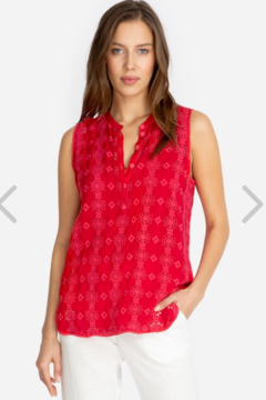 Johnny Was Laia Tank - Product List Image