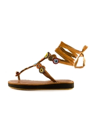 Laidback London Conroy Sandal - Front cropped