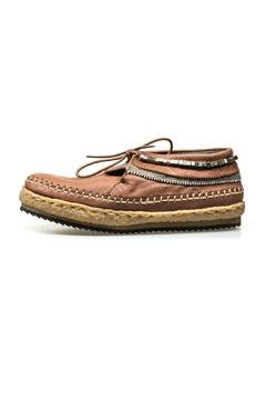 Shoptiques Product: Handmade Leather Moccasin