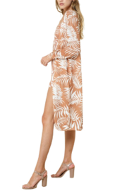Late Night Apparel Laina 3 Piece Knit Set - Front full body