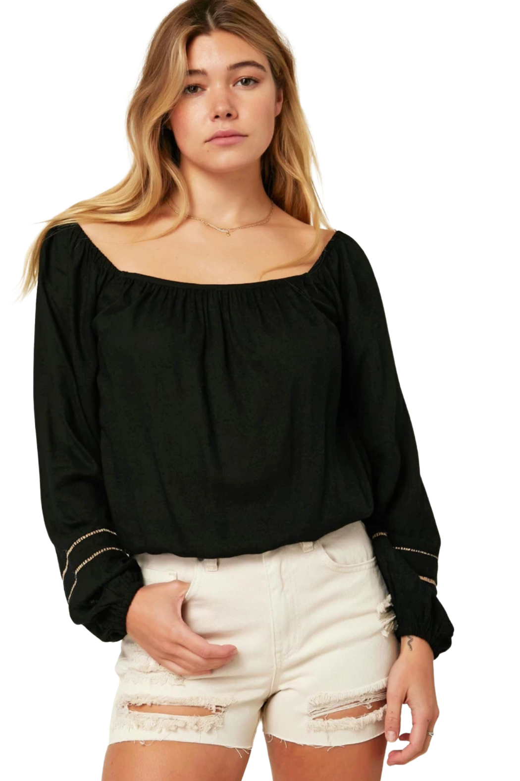 O'Neill Laine Top - Front Full Image