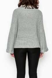 Laju Cowl Neck Sweater - Back cropped