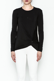 Laju Side Knot Tee - Front full body