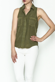 Laju Tencel Cargo Top - Product Mini Image