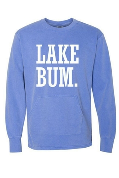 OCEAN & 7TH Lake Bum Pullover - Product List Image