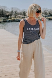 Boat House Apparel Lake Day Oui Oui Tank - Product Mini Image