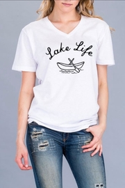 Carmelo Trend Lake Life Tee - Product Mini Image
