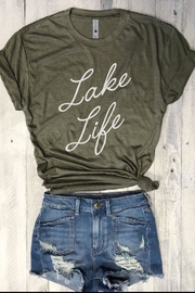 Style Trolley Lake Life Tee - Product Mini Image