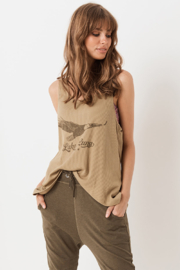 Spell & the Gypsy Collective Lake Luna Organic Tank - Product Mini Image