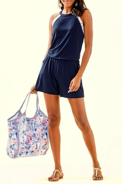 Lilly Pulitzer Lala Romper - Alternate List Image