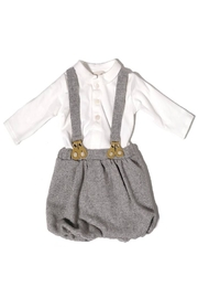 Lalalu Newborn Baby Cotton Romper Bodysuit for Boy or Girl Toddler Infant - Product Mini Image