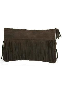 Lalla Marrakech Hippie Fringe Clutch - Product List Image