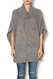 LaMade Grey Poncho - Product Mini Image