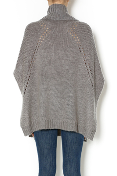 LaMade Grey Poncho - Alternate List Image