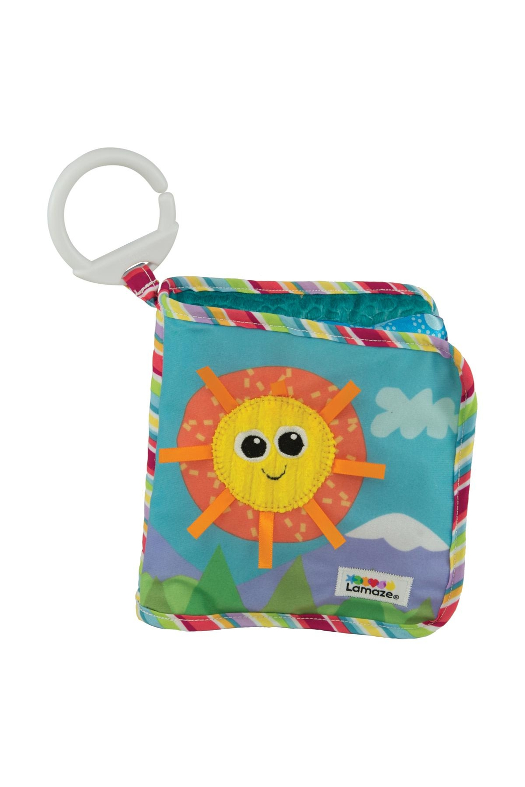 Lamaze Discovery Soft Book - Main Image