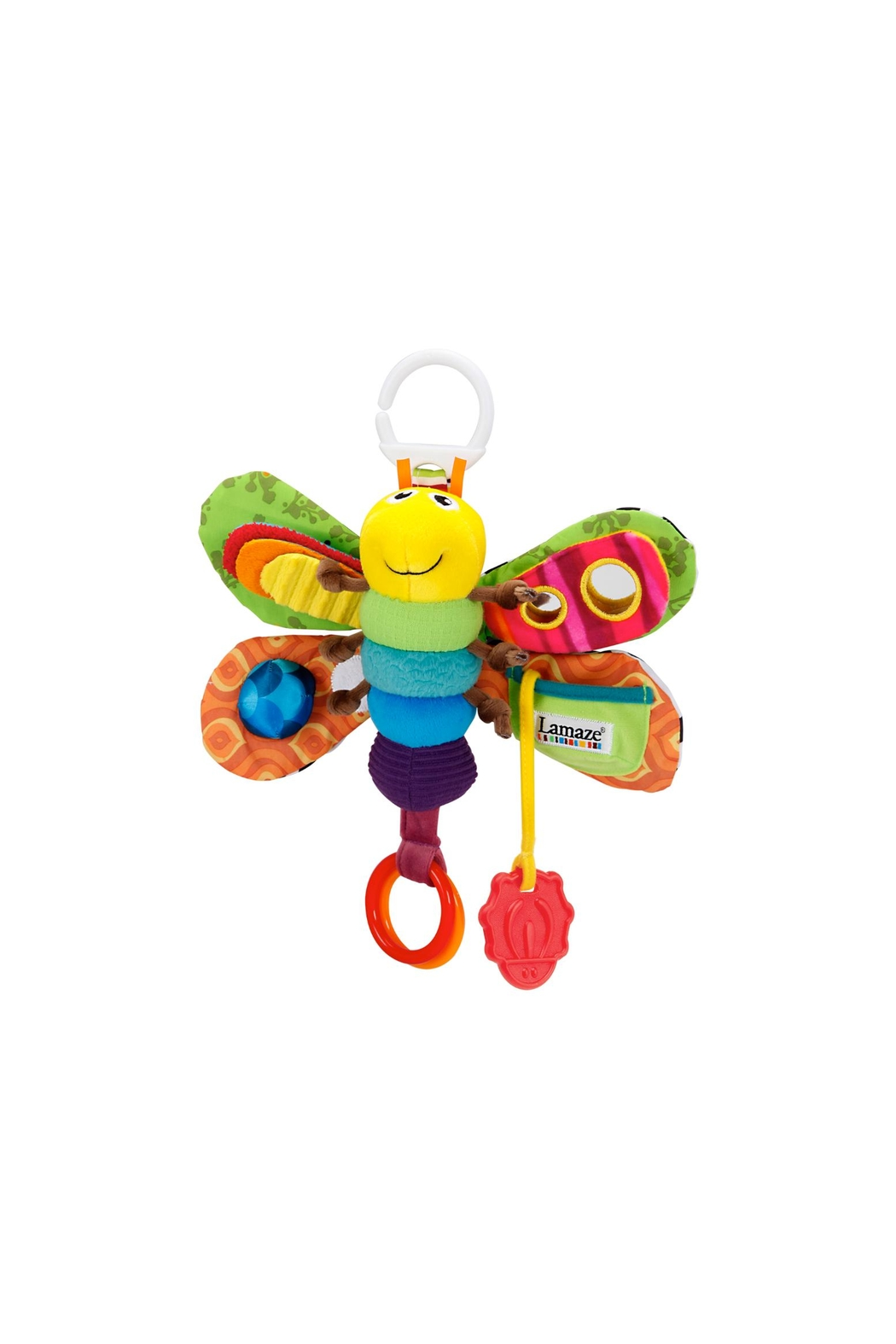 Lamaze Freddie Firefly - Front Cropped Image