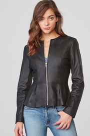 BB Dakota Lamb Leather Jacket - Product Mini Image
