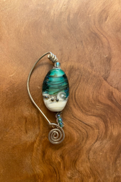 tesoro  Lampworks Bead Pin - Alternate List Image