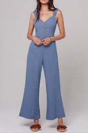 Knot Sisters Lana Jumpsuit - Front cropped