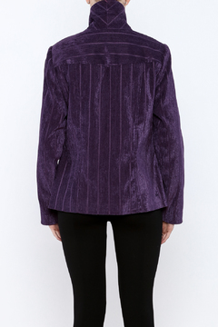 Lana Lee Chenille Zippered Jacket - Alternate List Image