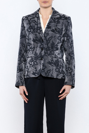 Lana Lee Floral Tapestry Jacket - Side cropped