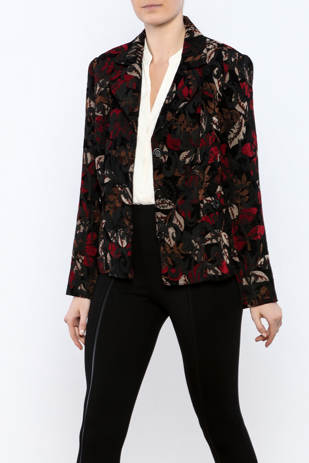 Lana Lee Tapestry Blazer From Cleveland By Jill S Boutique
