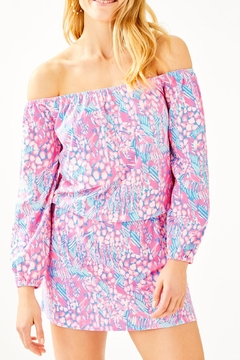 Lilly Pulitzer Lana Skort Romper - Product List Image