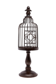 Lancaster House Large Bird Cage Finial - Product Mini Image