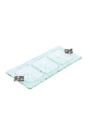 Lancaster House Glass Decor Tray - Product Mini Image
