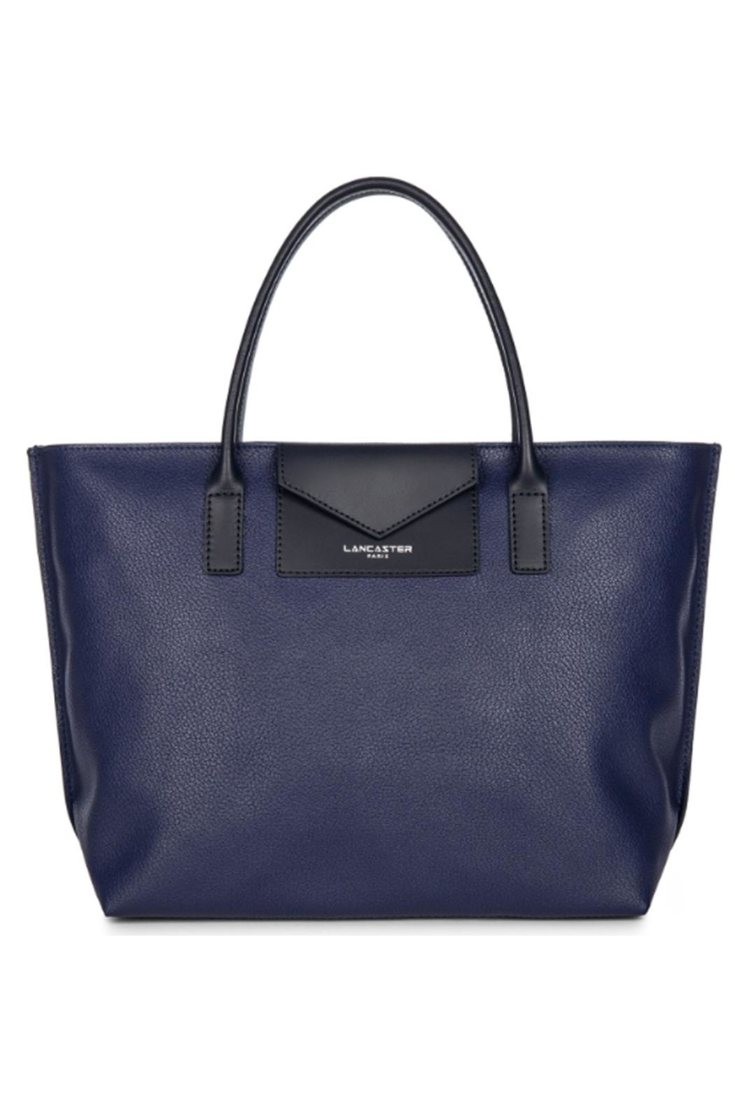 Lancaster Maya Small Tote - Front Cropped Image