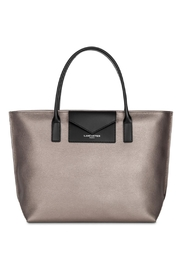 Lancaster Maya Small Tote - Front cropped